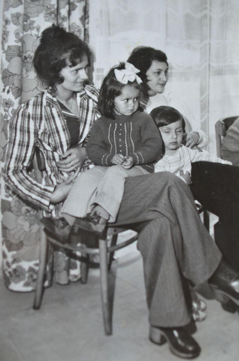 Leokadia, Barbara, Agnieszka, Dominika